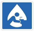 Faciliter le repérage des fontaines d'eau existantes. (Groupe CNW/Coalition québécoise sur la problématique du poids)