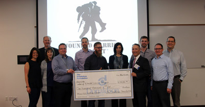 The Donaldson Foundation has chosen Wounded Warrior Project (WWP) as the recipient of its annual Challenge Grant, which will go to support WWP's career counseling programs, including resume assistance, interview practice, coaching, and networking, while also working with employers to highlight the benefits of hiring veterans.