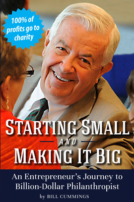 New book by Boston billionaire features stories on entrepreneurship, philanthropy, and joining the Giving Pledge