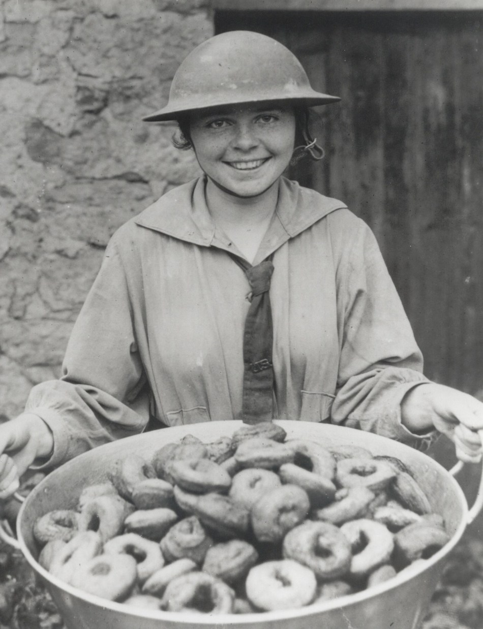 Held annually on the first Friday in June, National Donut Day was created in 1938 as a symbol of hope to honor The Salvation Army Donut Lassies who served the sweet treats to soldiers on the frontlines of World War I.