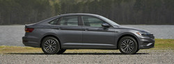 Shoppers can now test drive the redesigned 2019 Volkswagen Jetta at Douglas Volkswagen in Summit, N.J.