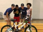 Kids Bike Safety Event at Ken Carlson Boys & Girls Club Includes Free Pizza, Kids Bike Giveaways through Colavita Cares Campaign