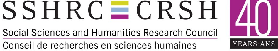 #SSHRC40 (CNW Group/Social Sciences and Humanities Research Council of Canada)