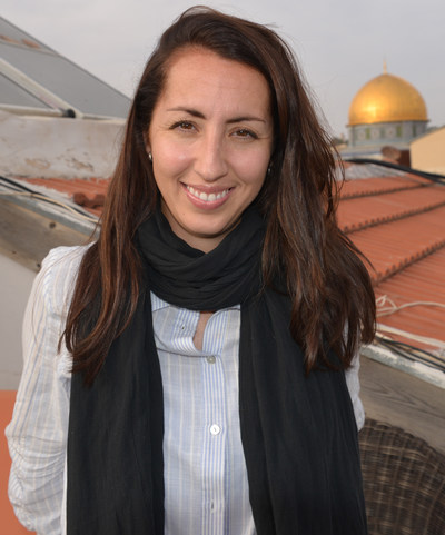 Sabrina Myre, FFF bursary winner 2018 (CNW Group/Canadian Journalism Forum on Violence and Trauma)