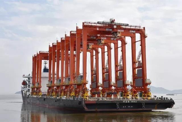 SANY port machinery
