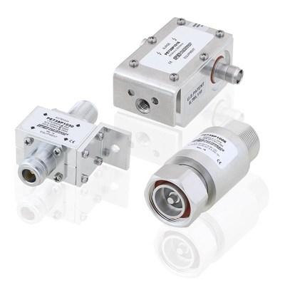同軸射頻避雷器及浪湧保護器