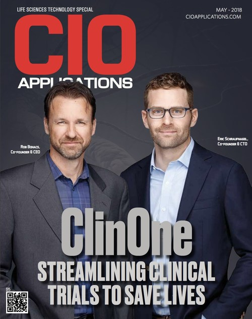 ClinOne Cover Story