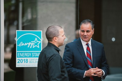 QuadReal Property Group welcomes ENERGY STAR® building certification to Canada (CNW Group/QuadReal)