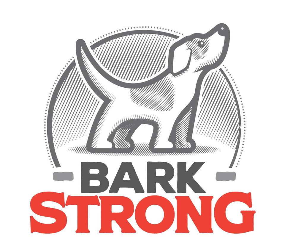 Barkstrong Logo (PRNewsfoto/Barkstrong, LLC)