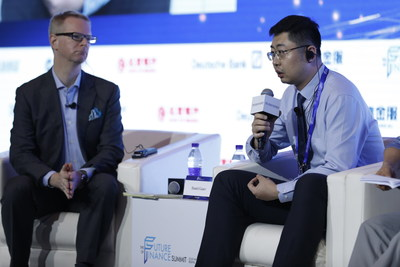 Neo Online: Embracing the Trend of Smart Finance at The Asian Banker Future of Finance Summit