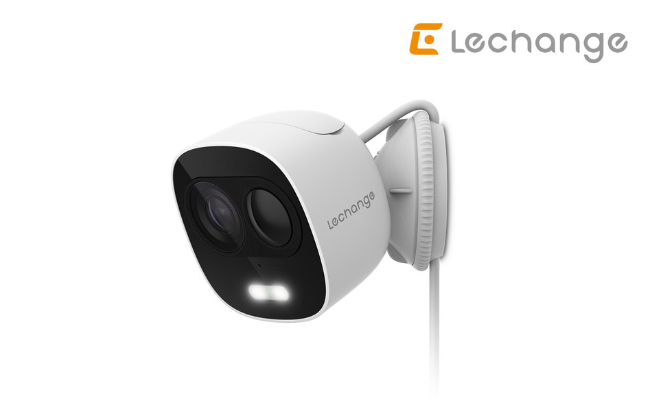 Lechange's Active Deterrence Wi-Fi Camera LOOC
