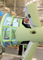 Safran Delivers the 2,000th Thrust Reverser for the Honeywell HTF7000 Engine Variants
