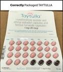 Correctly Packaged TAYTULLA Image