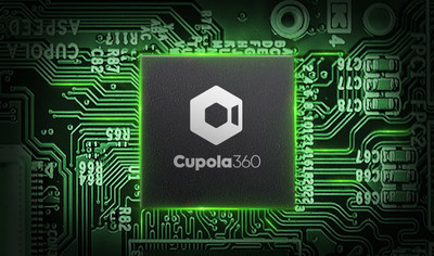 Cupola360, the world�s first-ever spherical image processor with six sensors