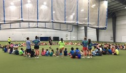 Following Storms, Newtown Power Out & Schools Closed; NYA Sports & Fitness Center Opens Doors