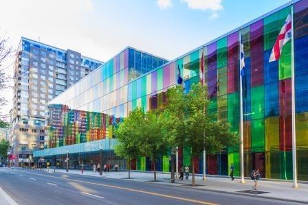 The Palais des congrès de Montréal posts historic performance in 2017-2018. (CNW Group/Palais des congrès de Montréal)