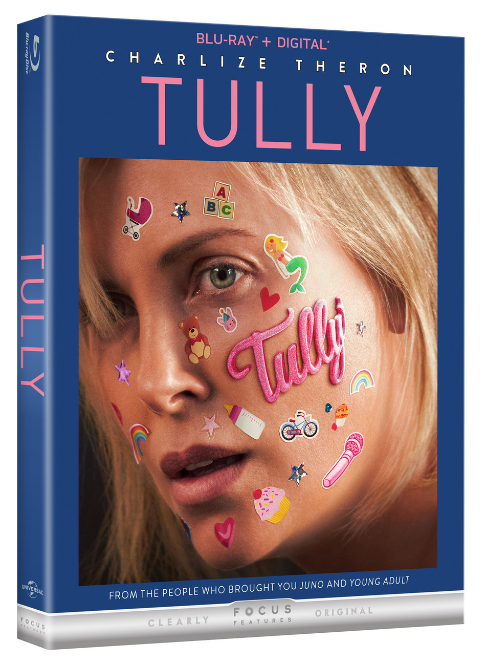 From Universal Pictures Home Entertainment: Tully