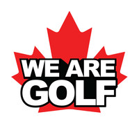 Logo: We Are Golf (CNW Group/We are Golf)
