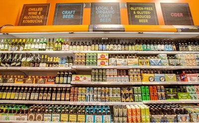 Natural Grocers recently introduced the Cottage Wine and Craft Beer concept at the company's new store in Coos Bay, Oregon.