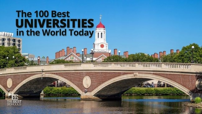 The 100 Best Universities in the World Today - TheBestSchools.org