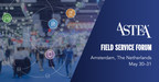 Astea International to Showcase the Newest Version of its Alliance™ Field Service Management and Mobility Platform at Field Service Forum in Amsterdam