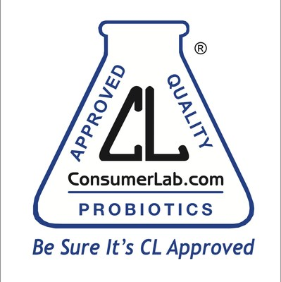 USANA Probiotic's ConsumerLab.com Seal of Approval