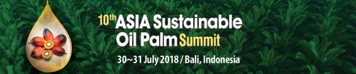 10th Asia Sustainable Oil Palm Summit (PRNewsfoto/Centre for Management Technology)
