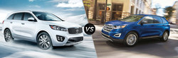 Car shoppers in search of a powerful crossover SUV with good towing capability may consider the 2018 Kia Sorento, which is standard with a generous array of high-tech features.