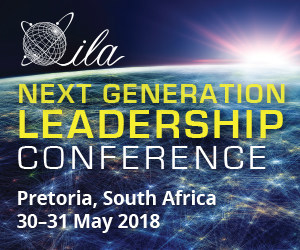 Conference registration is now open. To register or learn more about the International Leadership Association's Next Generation Leadership conference, please explore our conference website at http://www.ila-net.org/Pretoria.