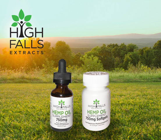 High Falls Extracts -Products