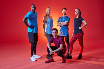 ASICS and Disney Team Up to Get Families Moving (PRNewsfoto/ASICS)