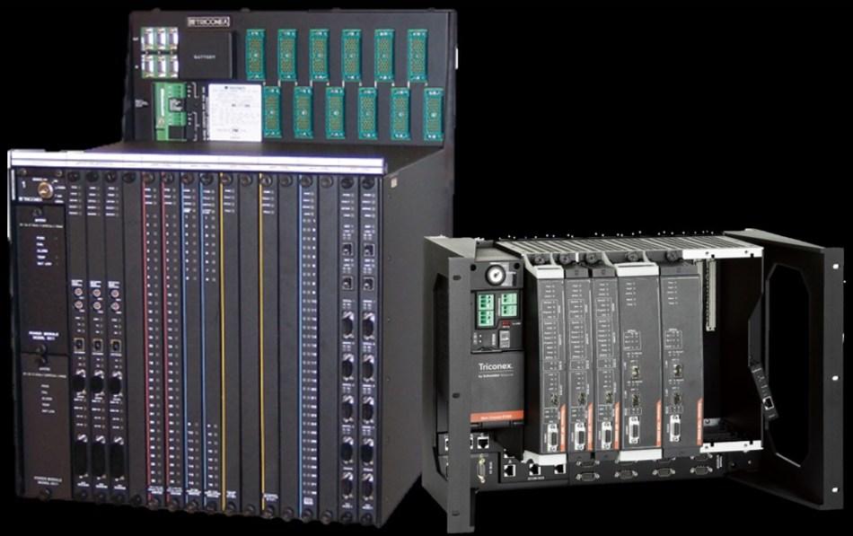 EcoStruxure Triconex Tricon CX v11.3 (CNW Group/Schneider Electric)
