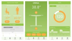 New LifeDesk SmartLeg App Maximizes Health, Engagement and Productivity Benefits of Sit-Stand, Height-Adjustable Desks