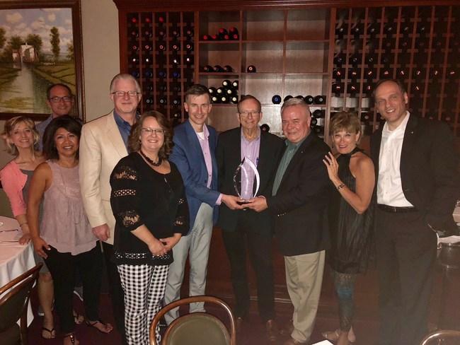 TDK Presents Digi-Key with Distributor of the Year Award