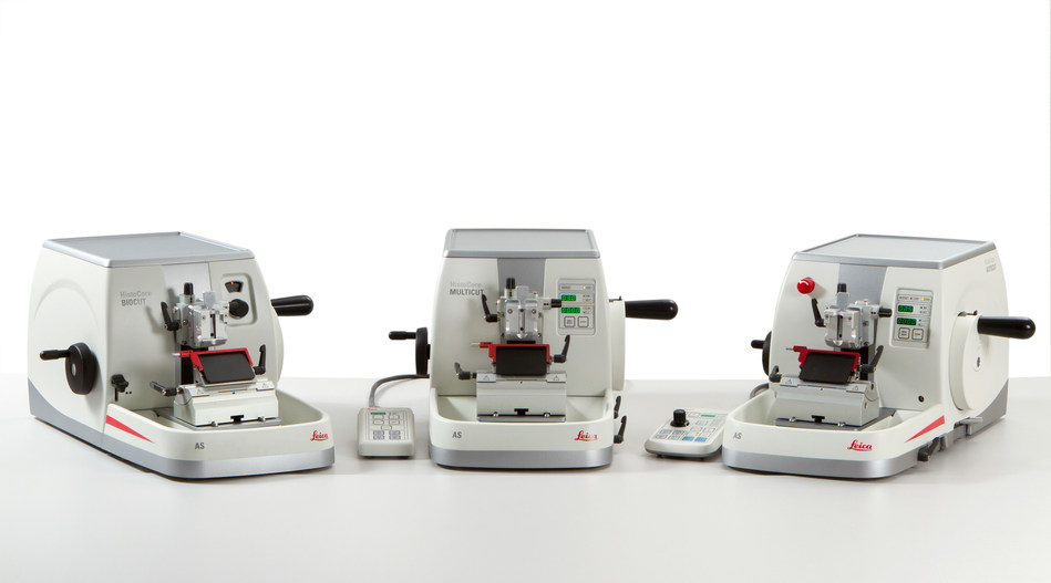 Leica Biosystems HistoCore Microtome Clinical Series