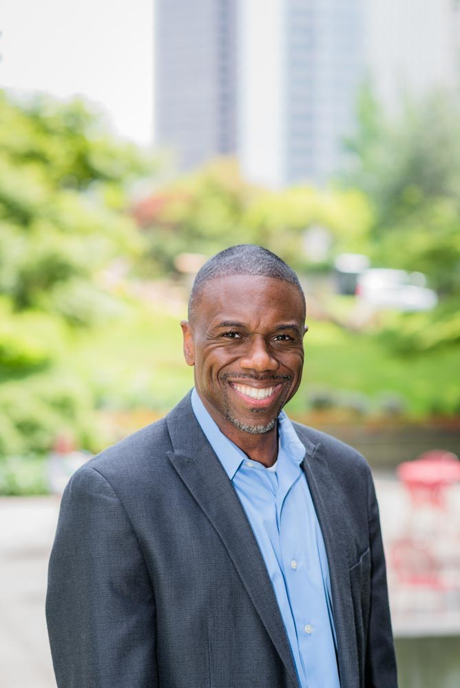 Michael Brown, Civic Architect of Seattle Foundation's Civic Commons project