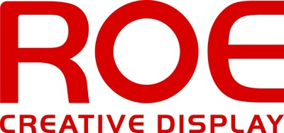 Roe Visual US, Inc. Logo (PRNewsfoto/ROE Visual US, Inc.)
