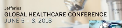 Jefferies Global Healthcare Conference 2018
