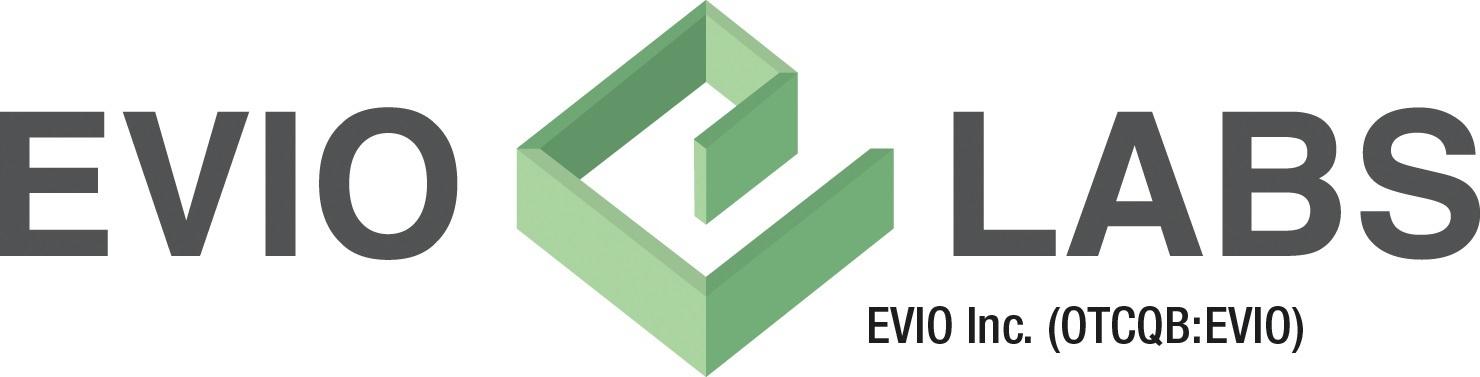 EVIO Logo (PRNewsfoto/EVIO Inc.)