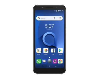 Alcatel's First Android Oreo (Go edition) Smartphone Adds Appeal to Ultra-Affordable Devices With Premium Features and Design