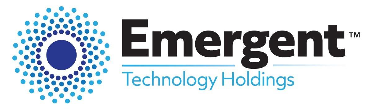 Emergent Technology Holdings Company Logo (PRNewsfoto/Emergent Technology Holdings LP)