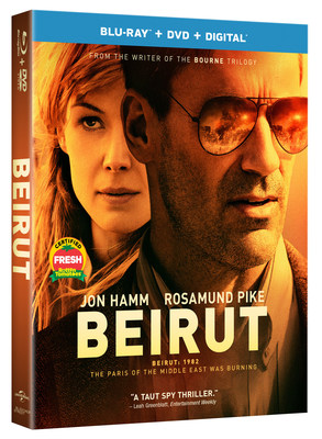 Universal Pictures Home Entertainment: Beirut