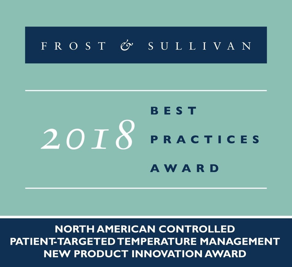 2018 North American Controlled Patient-targeted Temperature Management New Product Innovation Award
