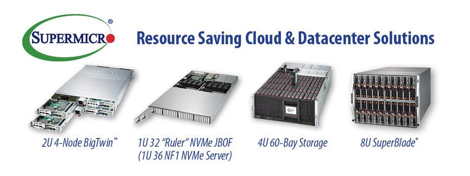 Supermicro highlights cost-saving green computing solutions at Computex