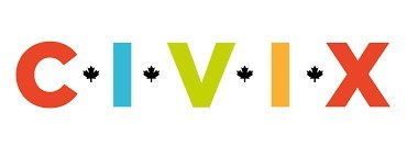 CIVIX is a non-partisan, national registered charity dedicated to building the skills and habits of active and engaged citizenship among young Canadians. (CNW Group/Canadian Journalism Foundation)