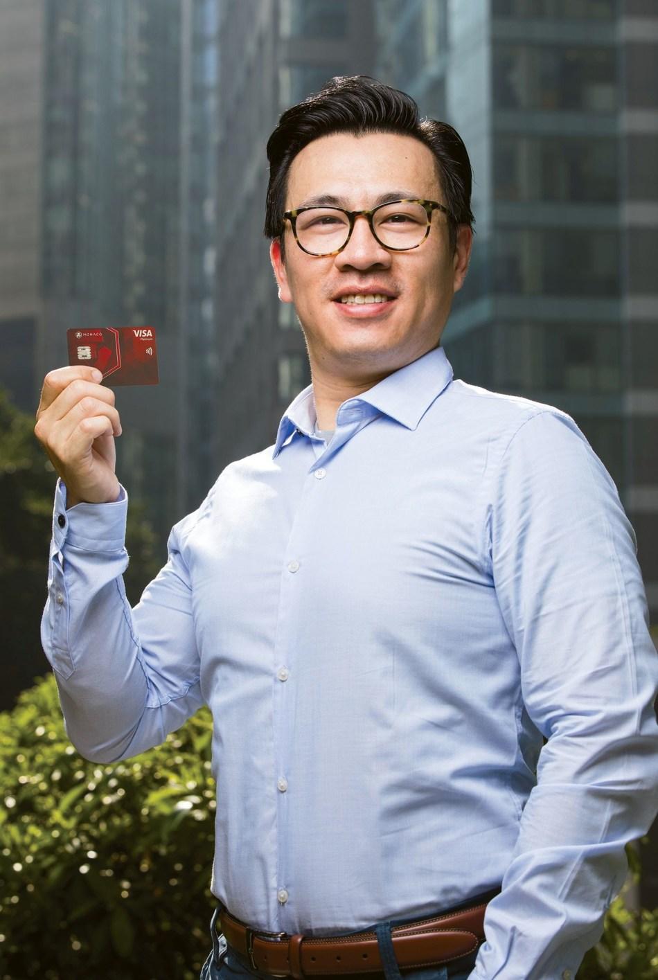 Stanley Lam, Chief Compliance Officer of Monaco (PRNewsfoto/Monaco)