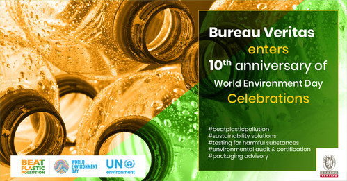 Bureau Veritas Consumer Products Services enters its 10th Anniversary of World Environment Day Celebrations (PRNewsfoto/Bureau Veritas Consumer Products)