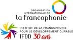 Logo : Institut de la Francophonie pour le développement durable (IFDD) (Groupe CNW/Institut de la Francophonie pour le développement durable (IFDD))