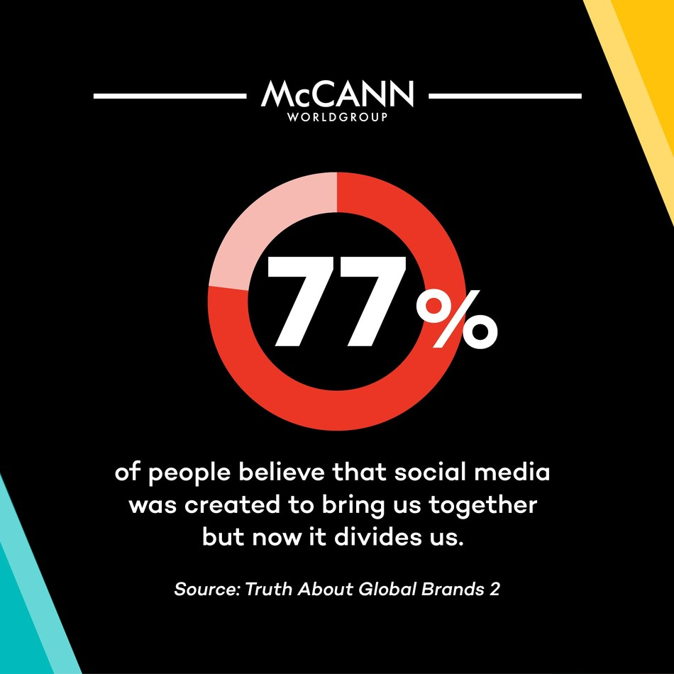 MCCANN WORLDGROUP RESEARCH REVEALS GLOBAL BRANDS MORE POWERFUL THAN POLITICIANS & PUBLIC INSTITUTIONS