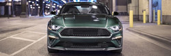 Akins Ford has added numerous new model information pages to its website, including one for the 2019 Ford Mustang Bullitt.